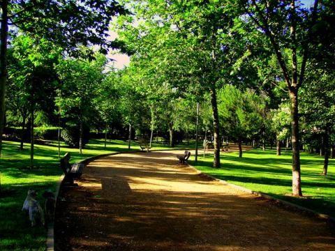Parque de los Jesuitas #Salamanca