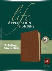 Life Application Study Bible NLT :: 9781414398495 :: Tyndale :: Tyndale House Publishers