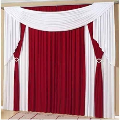 Cortinas. Curtains. #Backdrop