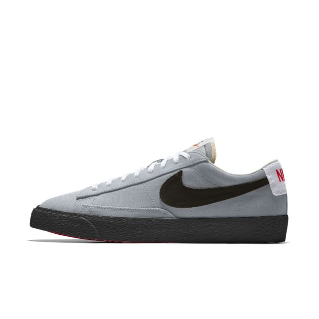 Nike Blazer Low By You Custom Men's Shoe   Sneakers, Nike, Nike blazer