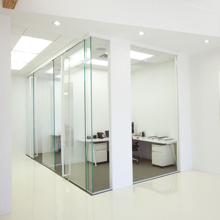 Dorma Interior Glass Wall Systems Transparency And