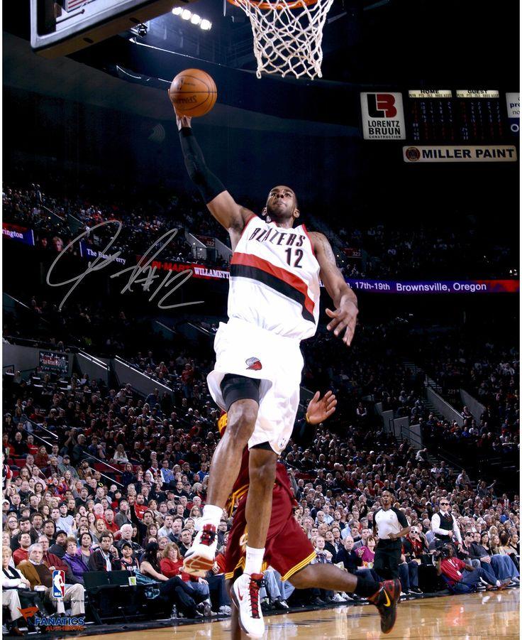 lamarcus aldridge dunks on - photo #36