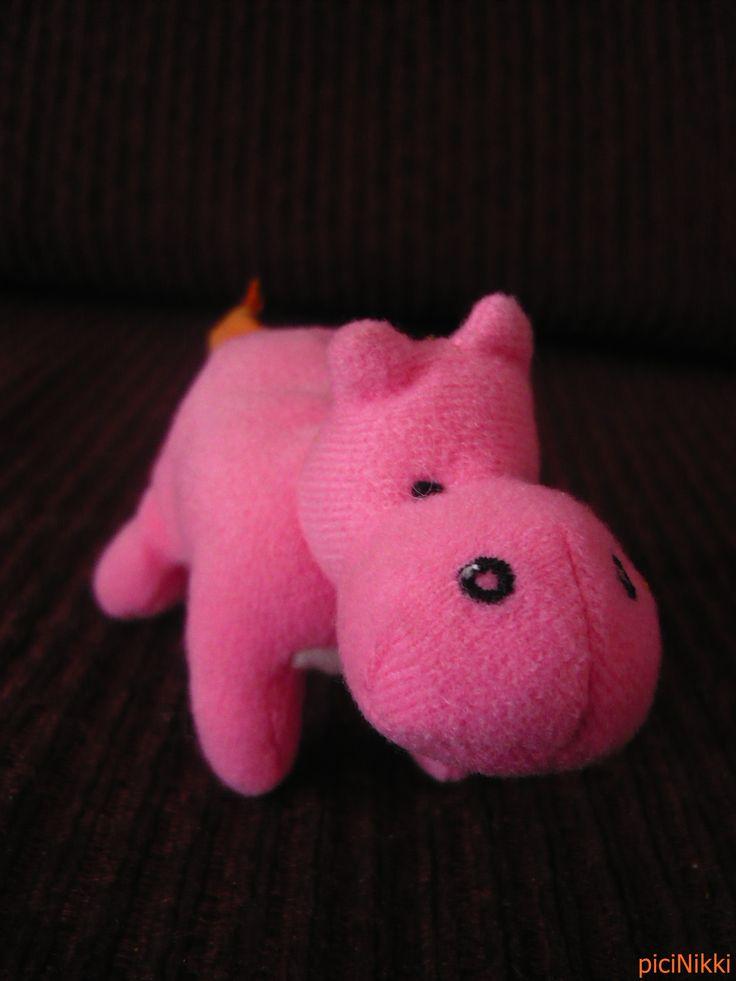 No. 47 | víziló | hippo | plüss | plush