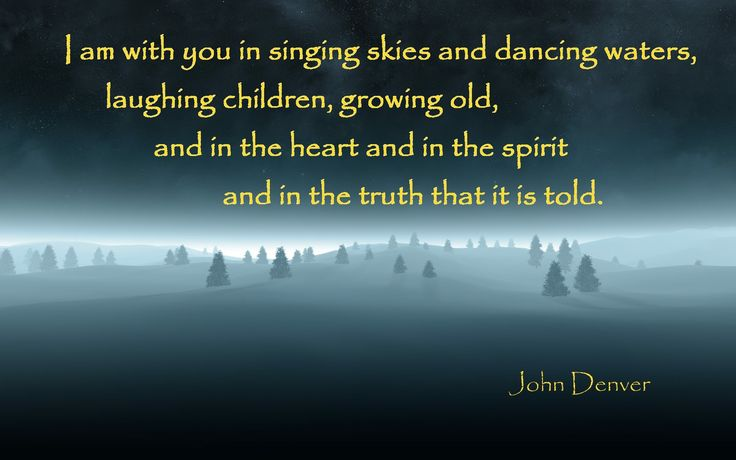 17 Best Images About Lyrics For The Soul On Pinterest: 17 Best Images About John Denver Lyrics On Pinterest