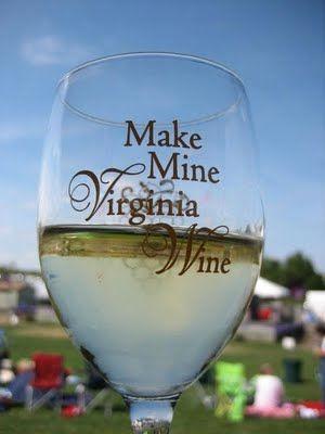 Make Mine Virginia Wine