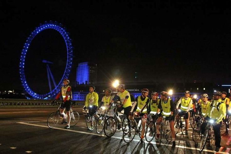 This time next month you could be celebrating completing a 100k moonlit cycle in the Nightrider London challenge! For anyone keen to take part we have a very special offer...  For today only (13/05/2014) you can get a 20% special discount on the £39 registration fee! All you have to do is email nightrider@classictours.co.uk for your discount code and tell them that you'd like to cycle for Blind Veterans UK!
