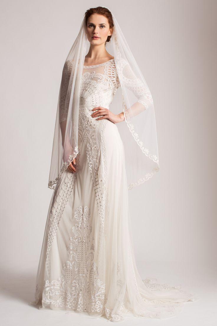 92 besten Bridal Veil Style Bilder auf Pinterest | Brautschleier ...