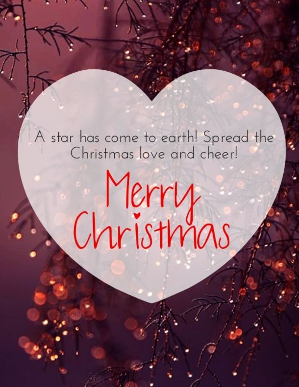 40 Beautiful Merry Christmas Images Quotes Christmas Love
