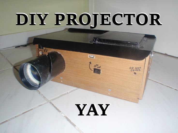 Best 25 Homemade Projector Ideas On Pinterest Up
