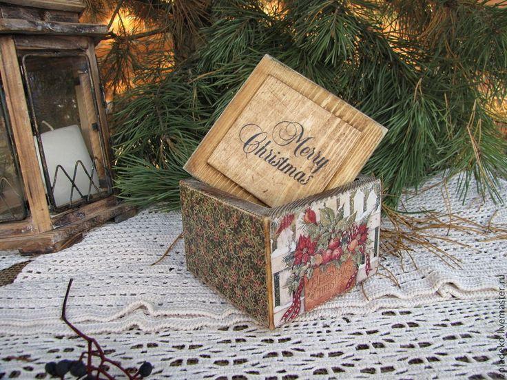 """Купить Набор """"Рождественские яблоки"""" - бордовый, набор, набор для кухни, набор…"""