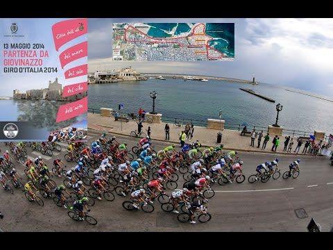 #ViPortoConMe - il giro d'Italia attraversa Bari - GoPro HD