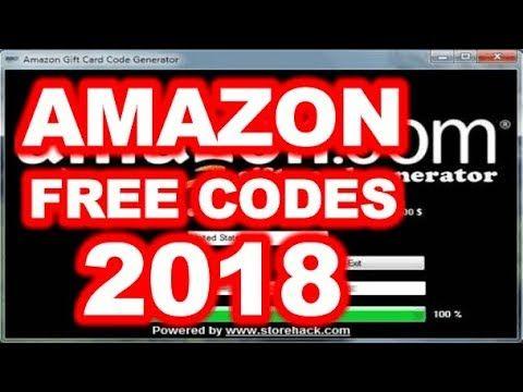 FREE AMAZON GIFT CARD CODES GENERATOR 2018 FREE | ARGENT