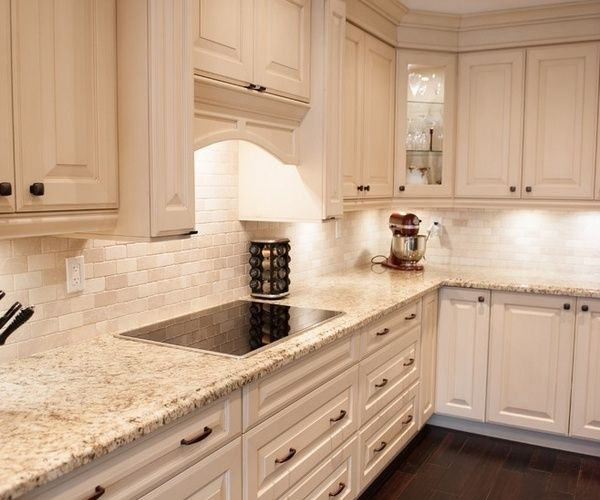 Kitchen Designs With White Cabinets And Granite Countertops: 25+ Best Ideas About Giallo Ornamental Granite On