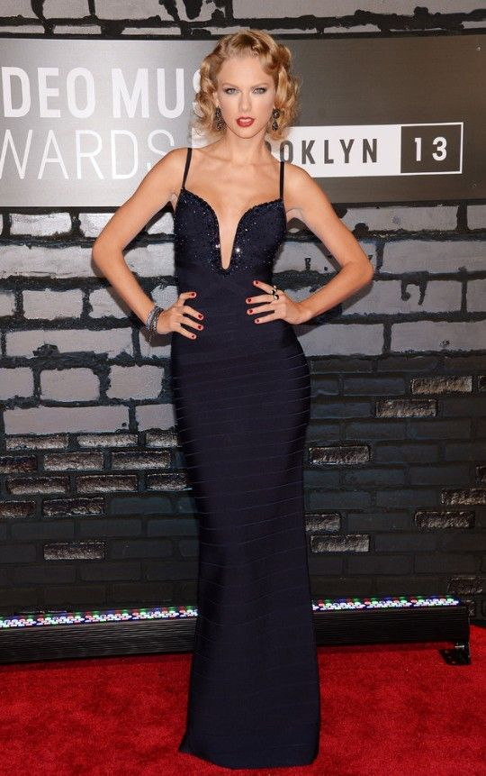 Taylor Swift VMA 2013