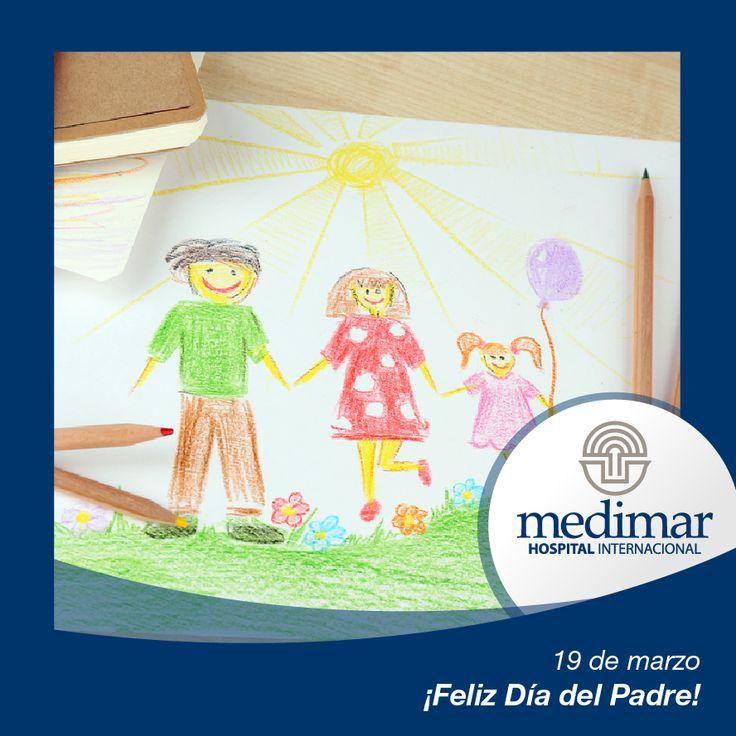 Hoy toca disfrutar de la gran labor del #padre con la familia Emoticono smile ¡Qué pases un feliz #DiaDelPadre!