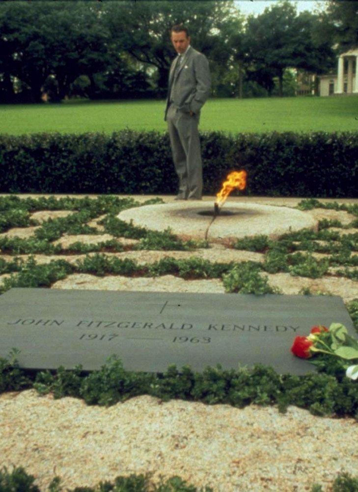 "Kevin Costner en ""J.F.K.: Caso Abierto"" (JFK), 1991"