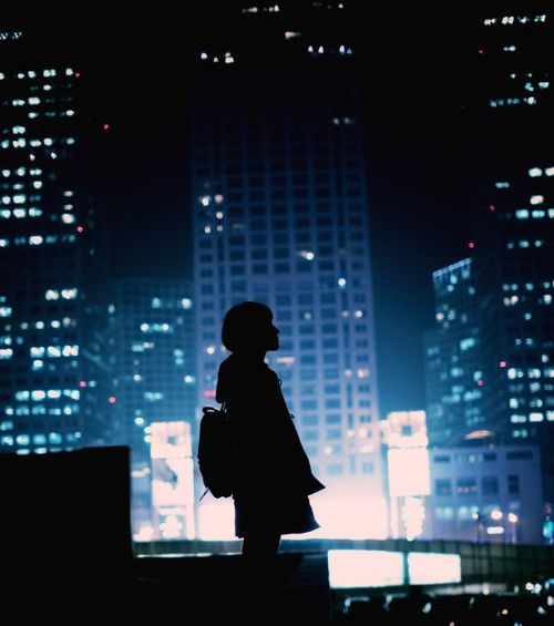 she stared up at the expanse of the city. she was afraid that soon it would swallow her up. and who would remember her? a lone wolf who tried to serve justice. thats what she was. and people didnt look very far outside themselves to see things like that.
