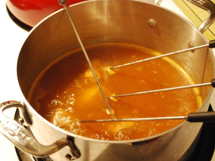 Melting pot fondue recipes