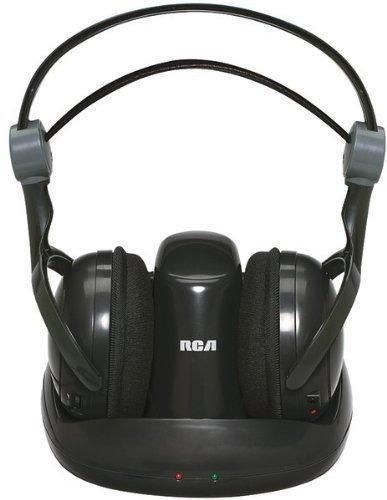 RCA 900Mhz Wireless Stereo Headphones EBay Link