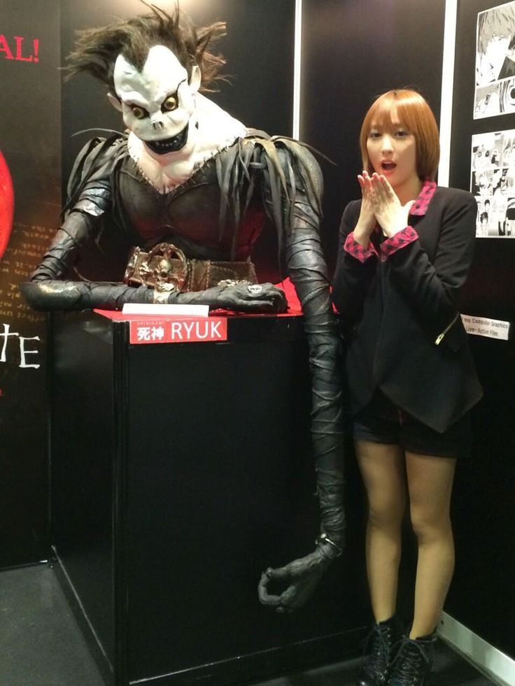 Eir Aoi & Ryuk! (Dec 2014)