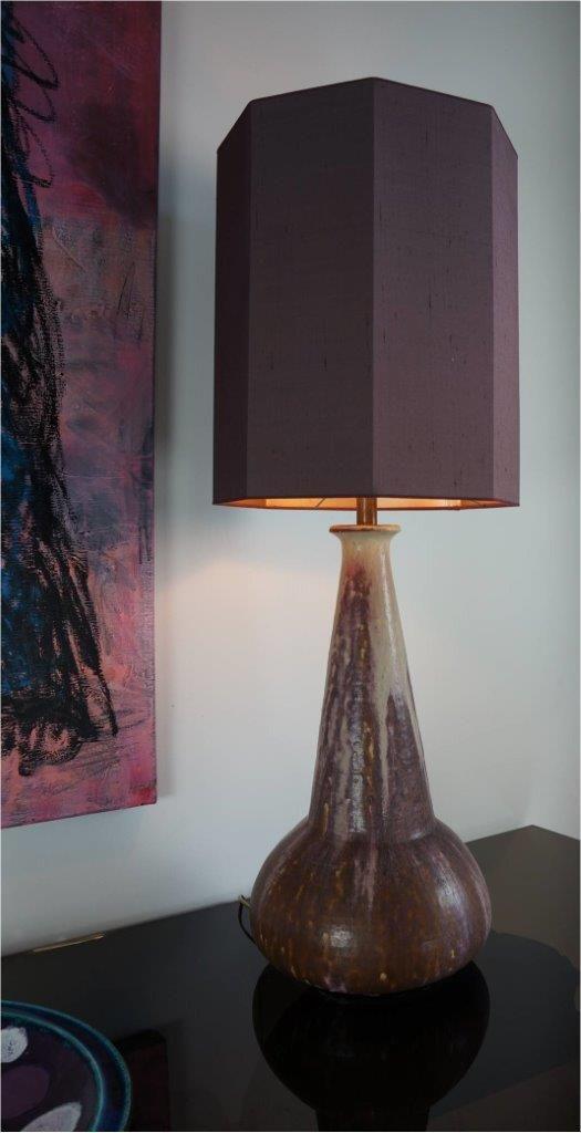Vintage lamp, Italian