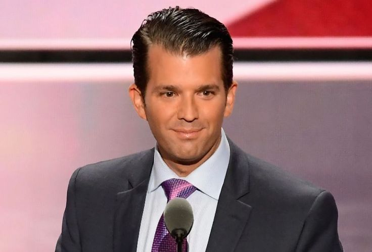 The Donald Trump Jr speech at the RNC is also getting headlines, after the Clinton media did their best to stir up another plagiarism controversy