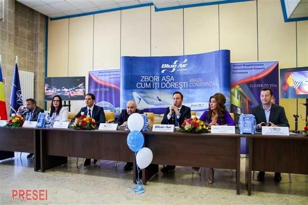 Constanta este începând de astăzi si mai aproape de marile orase ale lumii. În premieră pentru Aeroportul Mihail Kogălniceanu vor exista 4 curse aeriene interne si 4 curse aeriene externe