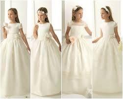 vestidos de comunion sencillos 2013 -