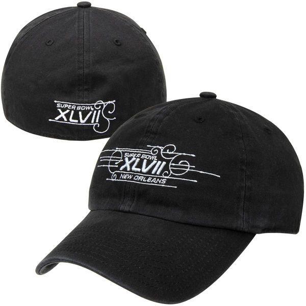 47 Brand Super Bowl XLVII Franchise Fitted Hat - Black - $9.99