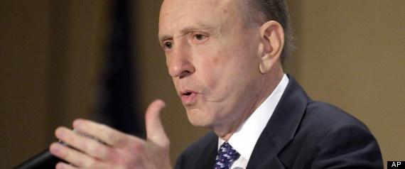 Arlen Specter Dead: Former Senator Dies From Complications Of Non-Hodgkins Lymphoma