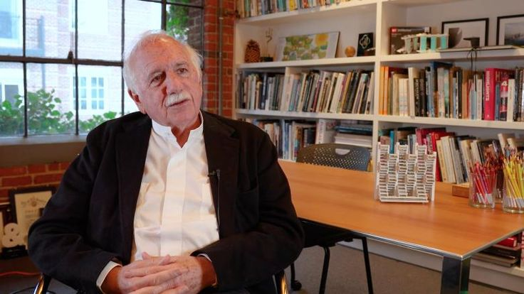 Moshe Safdie - Time-Space-Existence | Moshe Safdie, the AIA Gold Medal-winning architect best known for Habitat 67 in Montreal, spoke with PLANE—SITE in the sixth video of a series leading up to the GAA Foundation's Time-Space-Existence exhibition, planned as a collateral exhibition of the 2018 Venice Architecture Biennale.
