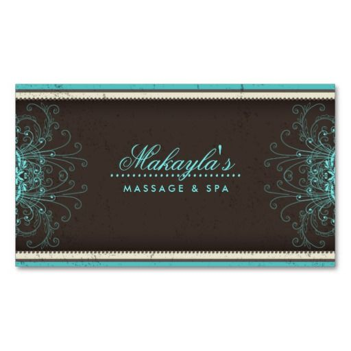 31 best business cards images on pinterest business card design floral pattern damask elegant modern classy retro business card templates reheart Choice Image