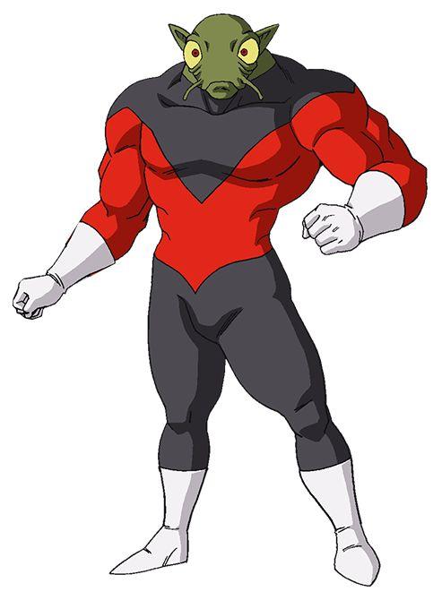 Kettle (ケットル Kettoru) es miembro de las Tropas del Orgullo, guerreros de la libertad del Universo 11 y uno de los representantes del Equipo Universo 11 en el Torneo de Fuerza. Su nombre proviene de Kettoru (ケットル), que significa tetera.