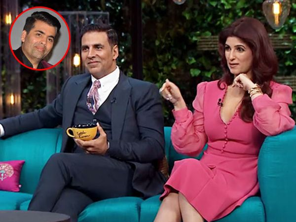 The second episode of the chat show 'Koffee with Karan' featuring Akshay Kumar and Twinkle Khanna looks promising. Check out...