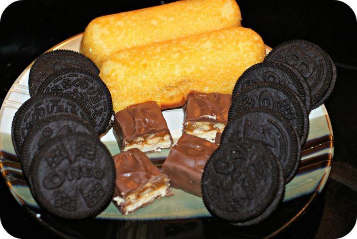 Sweet Deep Fried Treats…How to Deep Fry Oreos, Twinkies and Snickers Bars | Halloween Culture