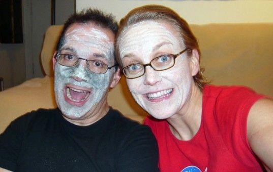Moisturizing oatmeal mask