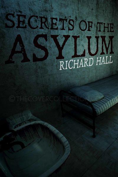 Horror Book Cover Ideas : Premade horror book cover design secrets of the asylum