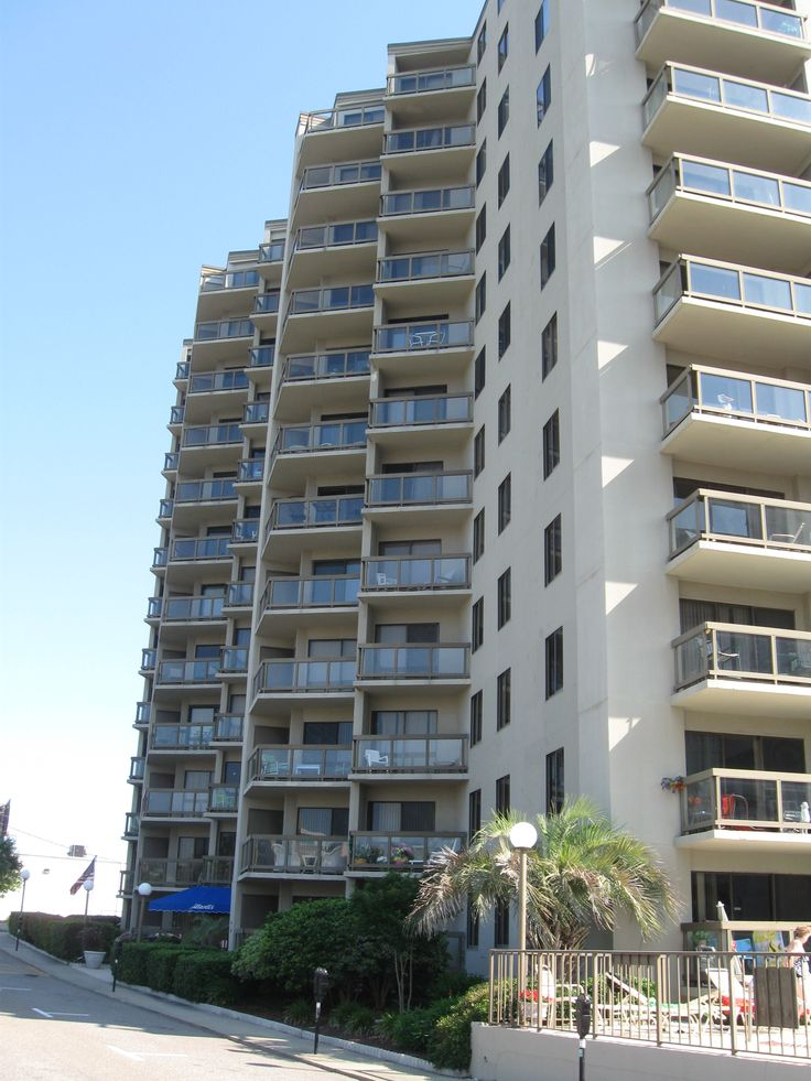 Myrtle Beach Oceanfront Hotels Offers You Comfortable And Clean Accommodations With A