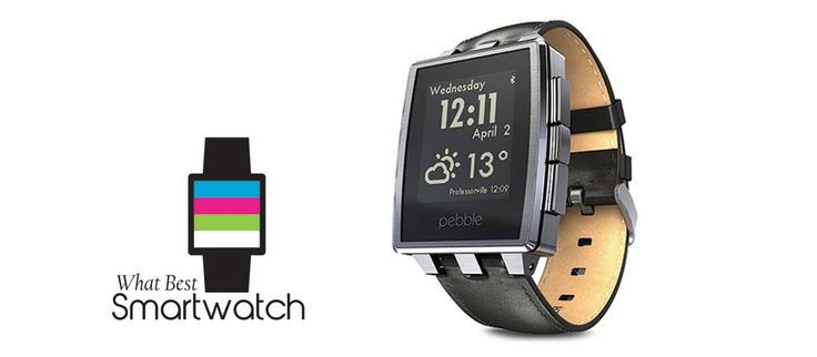 Pebble Steel Smartwatch Review - http://whatbestsmartwatch.com/smartwatches-for-smarthphones/pebble-steel-smartwatch-review/