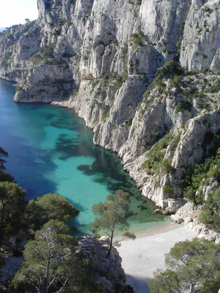 Les calanques de Cassis,France
