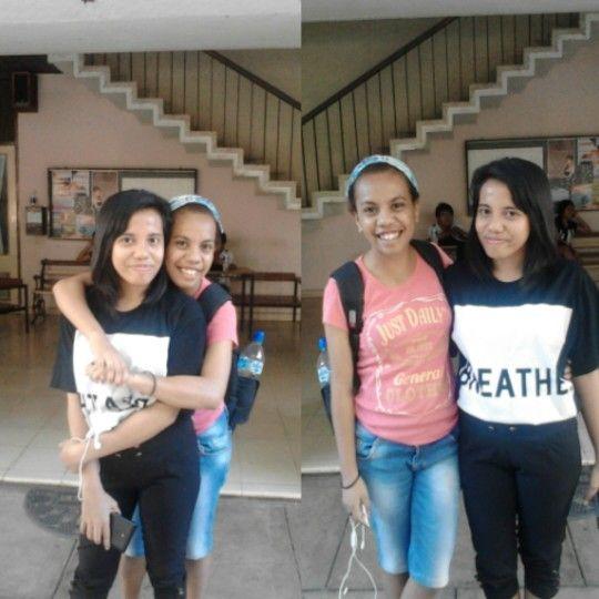 Friends is sister