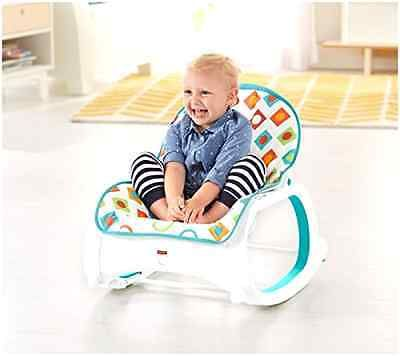 Baby Rocker Bouncer Infant to Toddler Play Seat Vibrating Swing Chair Sleeper