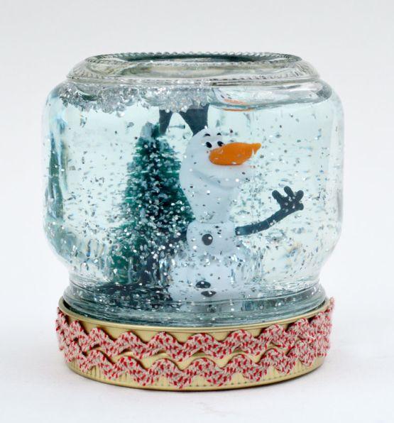 Minikler eviniz veya odanız için ya da sevdiğiniz biri için güzel bir kar küresi yapmaya ne dersiniz? Sallandıkça kar simlerin hareket ettiği sihirli, eğlenceli bir küre… Öncelikle sihirli kürenizi…