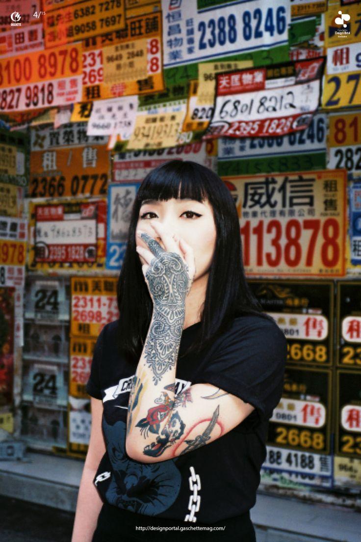 hong kong tattoos