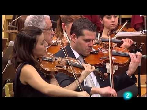 Lo  que le gustaba a Ninón :) recordando..Pachelbel Canon en Re Mayor-RTVE (Adrian leaper) Orquesta sinfonica