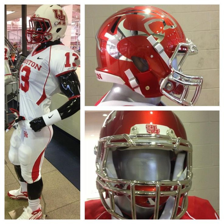 college football 2013 houston cougars new football uniforms for 2013 hit the internet .