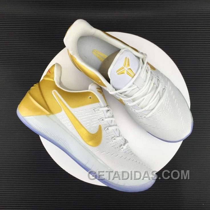 http://www.getadidas.com/nike-kobe-12-ad-white-gold-men-online.html NIKE KOBE 12 AD WHITE GOLD MEN ONLINE Only $110.00 , Free Shipping!