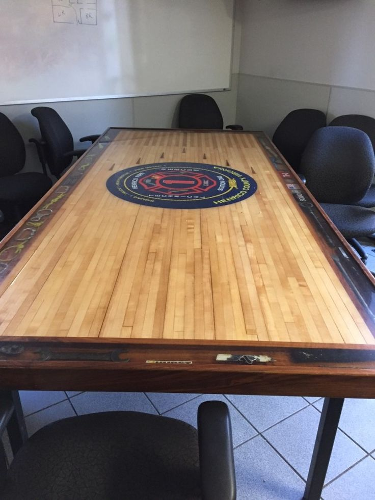 GALLERY: Firehouse Kitchen Tables