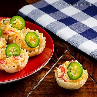 Pimento cheese canapes and cheese on pinterest for Cheese canape ideas