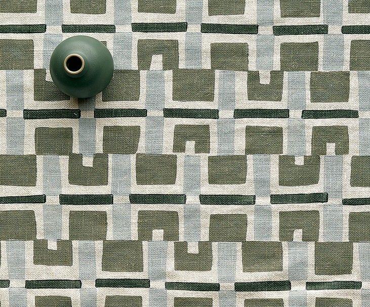Galbraith & Paul Runner in Shift - Heath Ceramics 2017 Summer Seasonal Collection